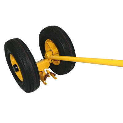 Diabolo Twin-Wheel Unit for Helicopter