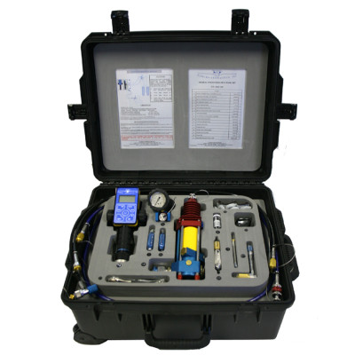 Digital Pressurization Tool kit with TG6000X and Nitrogen Booster