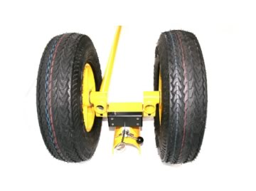 Diabolo Twin-Wheel Unit