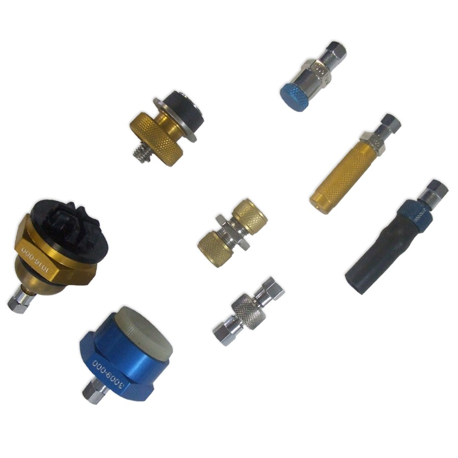 Adapters, Valves, Caps and Plugs